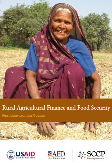 Rural Agricultural Finance and Food Security